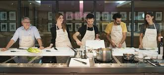 the alain ducasse cooking school in