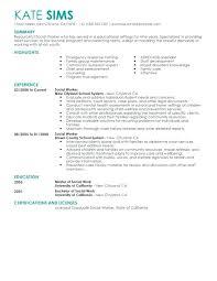 Cover Letter Social Worker Resume Samples Nursing Home Work Best Ideas