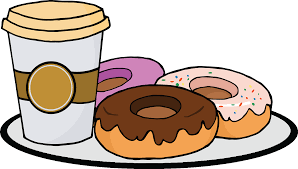Funny Donut Clipart 26
