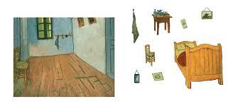 La Chambre à Coucher Van Gogh Chambre Arles 1888 Vincent Van Gogh