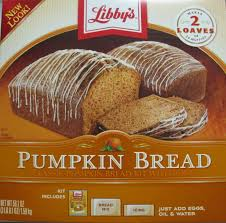 Libbys Pumpkin Cheesecake Directions by Amazon Com Libby U0027s Pumpkin Bread Kit With Icing 56 1 Ounce Kits