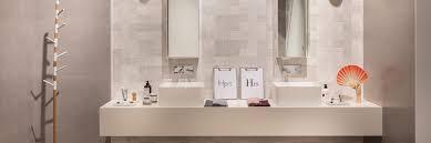 moderne wandgestaltung im bad passend für jeden stil