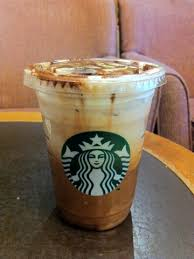 Starbucks Iced Cocoa Cappuccino With The New Siren Logo