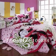 Minnie Mouse Twin Bedding by 18 Minnie Mouse Queen Bedding Teen Bedding Set For Girls