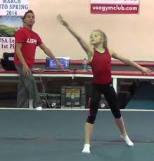Usag Level 3 Floor Routine 2014 by Ingredients For A Successful Floor Routine U2013 Gym Blog Central