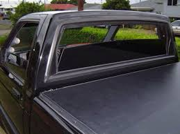 Truck With Roll Down Back Window Perfect For Keeping Eye On Pets N ...