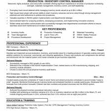 Supply Chain Management Job Cover Letter Financial Controller Resume Lovely Inventory