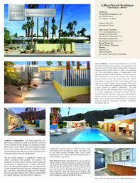 100 Residential Architecture Magazine News Corsini Stark Architects