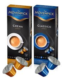 movenpick coffee capsules kaffeeverpackung