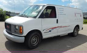 100 Carpet Cleaning Trucks For Sale 1997 GMC Savana G3500 Carpet Cleaning Van Item J3823 SOL