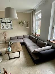 sofa eck textil anthrazit braun ab 07 01 21