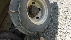 100 Garbage Truck Youtube Tire Chains Install YouTube Install Tire Chains