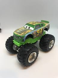 Disney Cars 1:55 Custom Monster Truck #54 Faux Wheel Drive Johnny ... 72 Chevy Monster Shop Truck Stmodelwerkss Blog Trucks Custom Shop Video For Kids Customize Custom School Buses General Anarchy Sailing Forums Amazoncom Creativity Personalized Name Tshirt Moster Grave Digger Lst 3xle 18th 4wd Rtr 605482084328 2pack Ebay The Story Behind Everybodys Heard Of El Toro Loco T Shirt Birthday Trying To Go Green Kit Review Hyundais Santa Fe Is A Revealed Ahead Of Sema