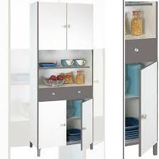 küchenschränke hochschrank 540 weiß basalt küchenschrank