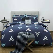 100 Apartmento Asta Quilt Cover Set By Planet Linen