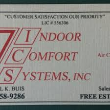 Indoor fort Systems Heating & Air Conditioning HVAC