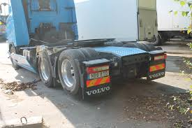 100 Volvo Truck Center FH62 TT 500 2018 56023 Km Regno NBB810 PS