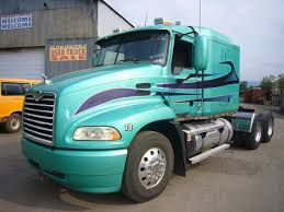 100 Pickup Truck Sleeper Cab 2005 Mack CX613 Tandem Axle Tractor For Sale By Arthur