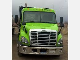 2014 FREIGHTLINER CASCADIA 113 TRI-AXLE DAYCAB FOR SALE #AQ-3862