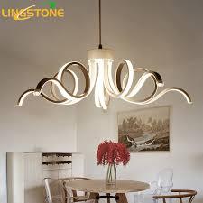 led modern chandelier lighting novelty lustre laras colgantes