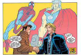 3 Jake Olsen The Mighty Thor 2 1998