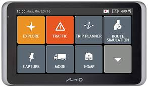 MIO MiVue Drive Truck Satellite Navigation And Dash Cam 65 LM - Full ... Tesla Part 43 The Ten Best Routes For Driving Across America Mapguide Transport Management Software Europes Most Precise Route Trip Planning Tools Help Fleets Drivers Stay On Schedule Step Van Food Truck Cversion Route Planner Trucks Delivery With App For Optimal Routing Examples Maps Sdk Android Tom Developer Mio Mivue Drive Sallite Navigation And Dash Cam 65 Lm Full Online Luxury Rise Of Pay To Park Mosbirtorg Roadshow Free Open Source Gis Ramblings And Directions World Collection