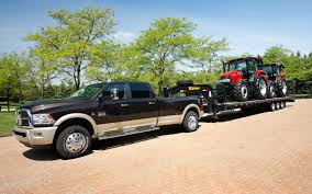 100 Chevy Truck Towing Capacity 2013 Ram 3500 Offers ClassLeading 30000lb Maximum