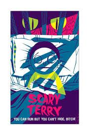 Rick Morty Doug Larocca Scary Terry