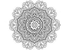 Free Printable Zentangle Coloring Pages Adults Page At