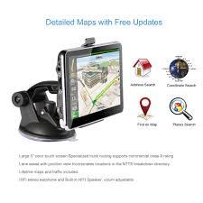 Portable Car GPS Units 5