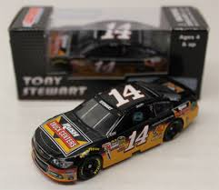 Tony Stewart 2014 Rush Truck Centers 1:64 Nascar Diecast