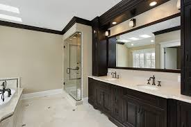 Paint Color For Bathroom With Brown Tile by 57 Luxury Custom Bathroom Designs U0026 Tile Ideas Designing Idea