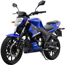 MC D250RTC B Ninja Style 250cc Sports Bike