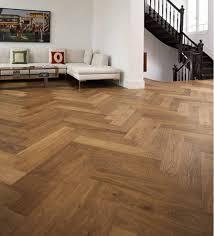 Great Parquet Click Flooring Kensington Engineered X Smoked Herringbone Wood Lock Uk System Vinyl Fit Together