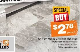 12 x 24 marino grey high definition porcelain tile yp ca