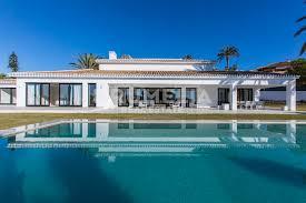 100 Villa In Exceptional BrandNew Modern Mediterranean Luxury In Rocio De Nageles Marbella Golden Mile Marbella