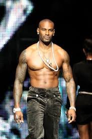 Tyson Beckford Showed Off His Sleeve Tattoo While Hitting The Runway For Africa Rising Festival