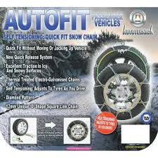 Snow Chains 4WD 15 16 17 17.5 18 19 20 21 Inch CA460 285/35x21 ...