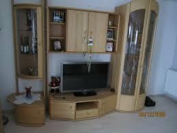 wohnzimmer schrankwand erle massiv tv 55 zoll passt np 3900