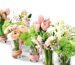 Excellent Spring Table Ideas Photos Decorations Glasses Hyacinths Tulips Toastmasters Topics