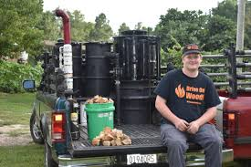 100 Wood Gasifier Truck Lineville Teen Uses Wood Gasification As Alternate Fuel