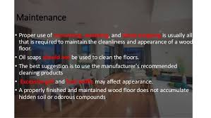 Hardwood Floor Buffing Compound by Timber Flooring