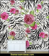 Zebra Print Bedroom Decorating Ideas by Decorating Theme Bedrooms Maries Manor Wild Animal Print