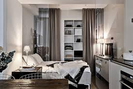 100 Apartments In Gothenburg Sweden StudioApartmentwithGlassPartition_4