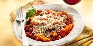 6 Cheese Italian Sausage Pasta