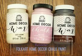 Americana Decor Creme Wax by Life On Elizabeth U0027folkart Home Decor Chalk U0027 Paint Review