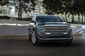 100 Acadia Truck 2020 GMC First Look Edmunds