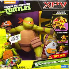 Ninja Turtle Themed Bathroom by Teenage Mutant Ninja Turtles Remote Control Skateboarding Mikey