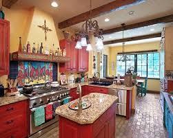 Mexican Kitchen Decor Interior & Lighting Design Ideas