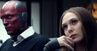 Vision Scarlet Witch Have Their Most Exciting Plotline In Avengers Infinity War